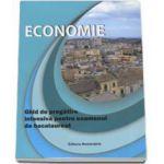 Bacalaureat Economie 2016. Ghid de pregatire intensiva