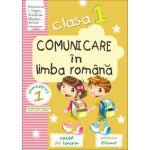 Comunicare în limba română. Clasa I. Semestrul I Caiet de lucru. Varianta - ed. CD PRESS