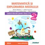 Matematică şi explorarea mediului. Caietul elevului pentru clasa II
