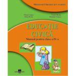 Educatie civica - manual pentru clasa a IV-a