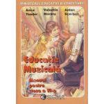Educatie muzicala. Manual pentru clasa a VI-a (Anca Toader)
