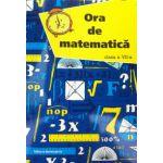 Ora de matematica, clasa a VII-a