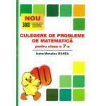 Culegere de probleme de matematica pentru clasa a VII-a PUISOR