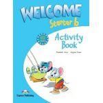 Welcome starter B (AB) caietul elevului clasa a II-a