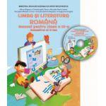 Limba si literatura romana. Manual pentru clasa a III-a, semestrul al II-lea (contine CD)