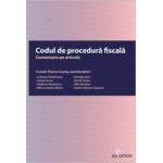 Codul de procedură fiscală. Comentariu pe articole 2016