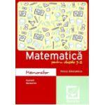 Memorator Matematica pentru Clasele 5-8 Algebra | Geometrie