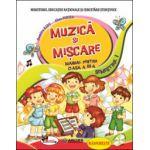 Muzica si miscare. Manual pentru clasa a III-a(sem I+sem II, contine editie digitala) 2016