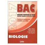 Bacalaureat Biologie (Clasele 11-12) 2017