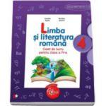 Limba si literatura romana. Caiet de lucru pentru, clasa a IV-a (Auxiliar in conformitate cu programa scolara)