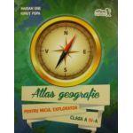 Atlas geografic pentru micul explorator. Clasa a IV-a