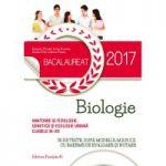 Bacalaureat Biologie - Anatomie si fiziologie, genetica si ecologie umana (clasele XI–XII). 30 de teste dupa modelul M. E. N. C. S cu bareme de evaluare si notare 2017