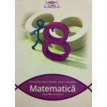 Matematică pentru clasa a VIII-a. Semestrul I. Clubul Matematicienilor - 2016-2017