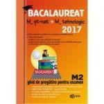 Bacalaureat M2- 2017 matematica St-nat+tehnologic