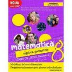 Matematica 2017 - 2018 Consolidare - Algebra, Geometrie - Clasa A VIII-A - Caiet de lucru - Semestrul I ( Mate 2000)