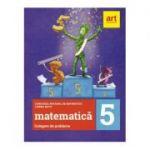 Clasa a V-a. Concursul național de MATEMATICĂ LuminaMath
