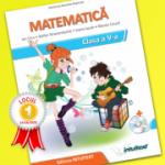 Manual de Matematică, clasa a V-a Manual școlar + manual digital