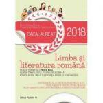 BACALAUREAT 2018. LIMBA ȘI LITERATURA ROMÂNĂ. PROFIL REAL. 110 TESTE DUPĂ MODELUL M. E. N. (30 DE VARIANTE PENTRU PROBA ORALĂ ȘI 80 DE VARIANTE PENTRU PROBA SCRISĂ)