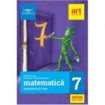 MATEMATICĂ pentru clasa a VII-a. Semestrul al II-lea. Clubul Matematicienilor- 2018