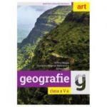 Geografie, Manual pentru clasa a V-a