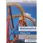 Matematica. Probleme si exercitii Teste clasa a X-a Profil tehnic