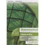 Matematica. Probleme si exercitii Teste clasa a XI-a Profil tehnic, semestrul 2 - 2018