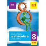 MATEMATICĂ pentru clasa a VIII-a. Semestrul al II-lea. Clubul Matematicienilor- 2018