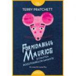 Formidabilul Maurice și oastea rozătoarelor savante, Terry Pratchett