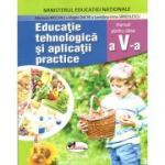 Educatie tehnologica si aplicatii practice, manual clasa a V-a +CD