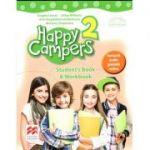 Happy Campers 2 Student's Book + Workbook