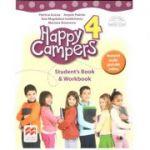 Happy Campers 4 Student 's Book +Workbook