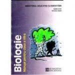 Biologie. Manual pentru clasa a VIII-a de Aglaia Ionel, Victoria Oaidă