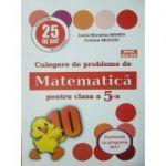 PUISOR 2018 - Culegere de probleme de matematica pentru clasa a V-a - Conform cu programa 2018- 2019 ( Editia a 25- a)