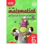 Matematica 2018 - 2019 - Initiere - Aritmetica, Algebra, Geometrie - Clasa A V-A - Caiet de lucru - Semestrul I - Avizat M. E. N