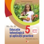Educație Tehnologică și Aplicații Practice, manual pentru clasa a 5-a ( Gabriela Lichiardopol)