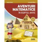 Aventuri matematice în Egiptul Antic, culegere pentru clasa a II-a ( Corina Andrei, Balan Constanta)