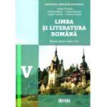 Limba și literatura română. Manual pentru clasa a V-a ( Adrian Costache)