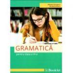 Gramatica pentru clasa a VI-a - Mihaela Georgescu, Nicoleta Ionescu