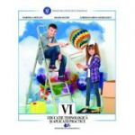 Educatie tehnologica si aplicatii practice, manual pentru clasa a VI-a - Marinela Mocanu, Magda Dache, Loredana Irena Sandulescu