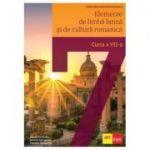 Elemente de limbă latină și de cultură romanică – manual pentru clasa a VII-a