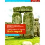 Limba modernă 1, studiu intensiv, Limba engleză, manual pentru clasa a VII-a