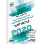 Evaluare nationala 2020 Matematica - Pas cu pas spre examenul de evaluare națională