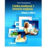 Limba moderna 1 Intensiv, Engleza, manual pentru clasa a VII-a