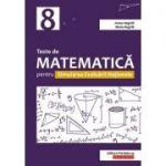 Teste de matematică pentru Simularea Evaluării Naţionale la clasa a VIII-a