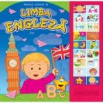 Carte cu sunete, Primele cuvinte in limba engleza