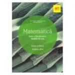 Matematică. Clasa a VIII-a. Semestrul al II-lea. Teste. Fișe de lucru. Modele de teze
