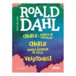 Box set ROALD DAHL, 3 volume