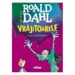 Vrăjitoarele, format mare, Roald Dahl