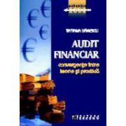 Audit financiar. Convergente intre teorie si practica