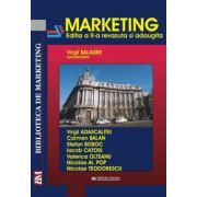 Marketing-Editia a II-a revazuta si adaugita , Coordonator Virgil Balaure